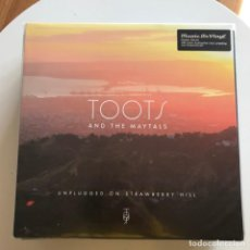 Disques de vinyle: TOOTS & THE MAYTALS - UNPLUGGED ON STRAWBERRY HILL (2012) - LP REEDICIÓN MUSIC ON VINYL 2017 NUEVO. Lote 149305390