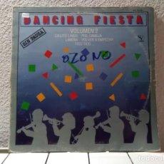 Discos de vinilo: DANCING FIESTA . Lote 149320926