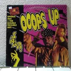 Discos de vinilo: OOPS UP. Lote 149321754