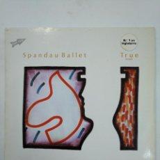 Discos de vinilo: SPANDAU BALLET. - TRUE - LP. TDKLP. Lote 149322598
