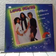 Discos de vinilo: LOVE FEVER . Lote 149325206