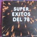 Discos de vinilo: LP - SUPEREXITOS DEL 78 - VARIOS (VER FOTO ADJUNTA) (SPAIN, ARIOLA 1978). Lote 149353250