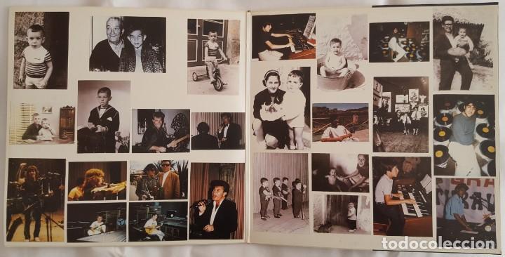 Discos de vinilo: LP / ROCKY CREIXELL GEORGE BEHONEY / FIFTY FIFTY / 1991 - Foto 2 - 149368838