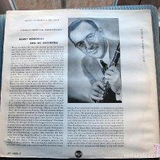 Discos de vinilo: BENNY GOODMAN & HIS ORCHESTRA ( EXTREME RARITIES ) 'JUNE 6TH 1935' . Lote 149373894