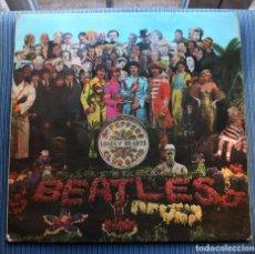 Discos de vinilo: THE BEATLES - SARGENT PEPPERS. Lote 149374974