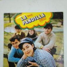 Discos de vinilo: LA PANDILLA. - LA PANDILLA - LP 1971 - ORLADOR. TDKDA18. Lote 149375330