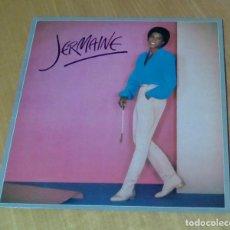 Discos de vinilo: JERMAINE JACKSON - JERMAINE (LP 1980, MOTOWN 519002). Lote 149376746
