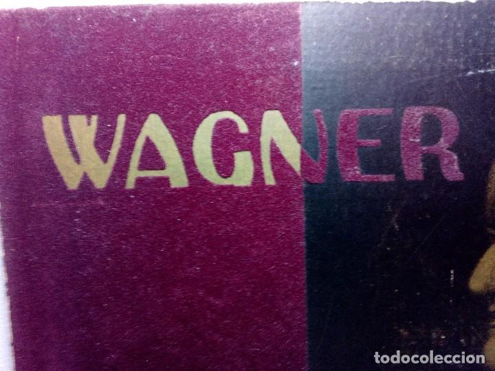 Discos de vinilo: DISCO VINILO RICHARD WAGNER (PRELUDIOS Y OBERTURAS) ESPAÑA BELTER VOX AÑOS 50 - Foto 2 - 149388354