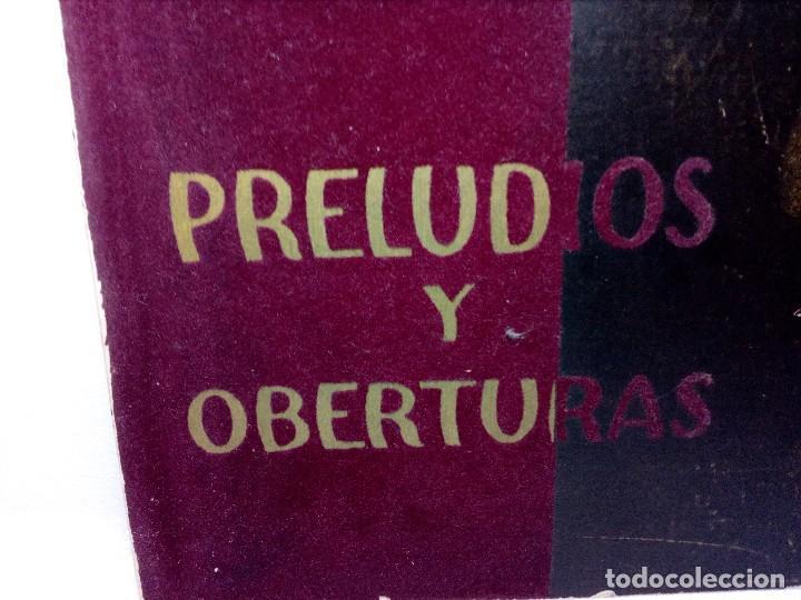 Discos de vinilo: DISCO VINILO RICHARD WAGNER (PRELUDIOS Y OBERTURAS) ESPAÑA BELTER VOX AÑOS 50 - Foto 3 - 149388354