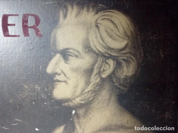 Discos de vinilo: DISCO VINILO RICHARD WAGNER (PRELUDIOS Y OBERTURAS) ESPAÑA BELTER VOX AÑOS 50 - Foto 5 - 149388354