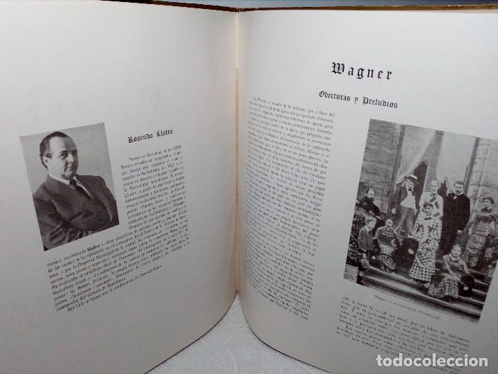 Discos de vinilo: DISCO VINILO RICHARD WAGNER (PRELUDIOS Y OBERTURAS) ESPAÑA BELTER VOX AÑOS 50 - Foto 14 - 149388354