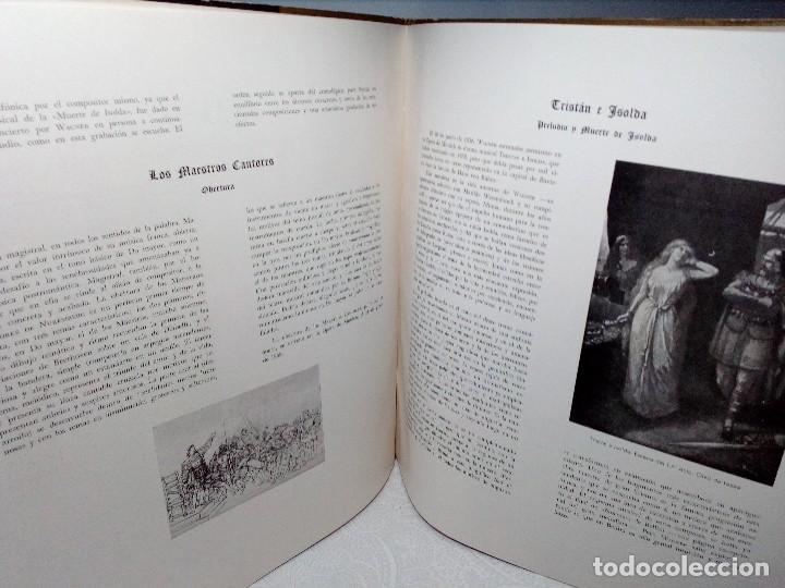 Discos de vinilo: DISCO VINILO RICHARD WAGNER (PRELUDIOS Y OBERTURAS) ESPAÑA BELTER VOX AÑOS 50 - Foto 15 - 149388354