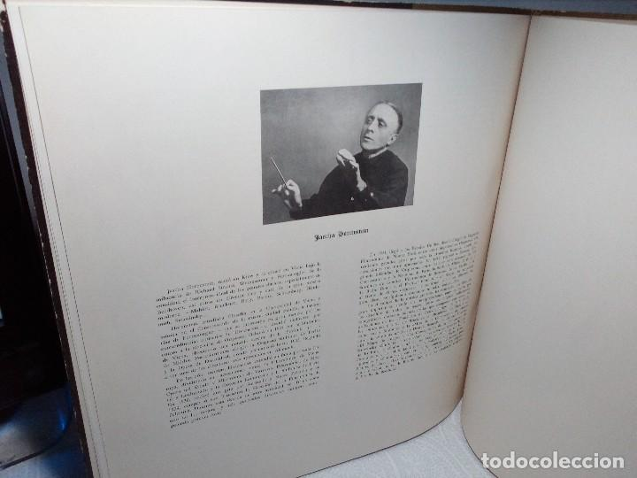 Discos de vinilo: DISCO VINILO RICHARD WAGNER (PRELUDIOS Y OBERTURAS) ESPAÑA BELTER VOX AÑOS 50 - Foto 16 - 149388354