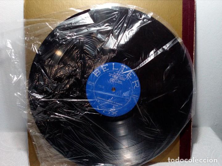 Discos de vinilo: DISCO VINILO RICHARD WAGNER (PRELUDIOS Y OBERTURAS) ESPAÑA BELTER VOX AÑOS 50 - Foto 20 - 149388354