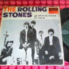 Vinyl-Schallplatten - THE ROLLING STONES Get Off Of My Cloud SPAIN 1965 SINGLE - 148381146