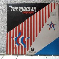 Discos de vinilo: THE RUMBAR . Lote 149445922