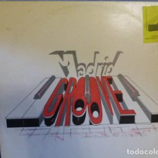 Discos de vinilo: MADRID GROVE. MAXI SINGLE . Lote 149452098