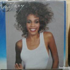 Discos de vinilo: WHITNEY HOUSTON - WHITNEY - LP. DEL SELLO ARISTA 1987. Lote 155842570