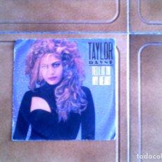 Discos de vinilo: DISCO DE TAYLOR DAYNE ,TEMAS ,TELL IT TO MY HEART ,Y VERSION INSTRUMENTAL. Lote 149454482