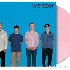 Discos de vinilo: LP WEEZER- WEEZER VINILO ROSA GRUNGE NIRVANA. Lote 149490690