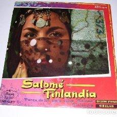 Discos de vinilo: SALOMÉ - FINLANDIA. Lote 149513630