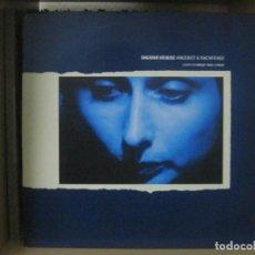 Discos de vinilo: DAGMAR KRAUSE – SUPPLY & DEMAND - SONGS BY BRECHT/WEILL & EISLER SELLO HANNIBAL 1986.EXCELENTE.. Lote 149524354