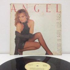 Discos de vinilo: ANGEL - DANCING IN PARIS (QUE PASA) EMI . Lote 149545622