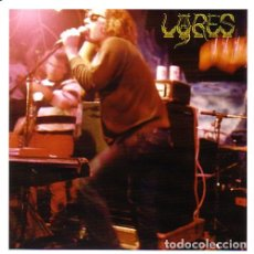 Discos de vinilo: LYRES – SOAPY / YOU'LL NEVER DO IT BABY VINYL, 7, 45, LIMITED EDITION, YELLOW TRANSPARENT, GARAGE . Lote 149573874