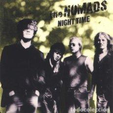 Discos de vinilo: THE NOMADS ?– NIGHT TIME VINYL, 7, SINGLE, REISSUE GARAGE ROCK. Lote 149578934