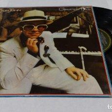 Discos de vinilo: ELTON JOHN GREATEST HITS-LP 1977. Lote 149579506
