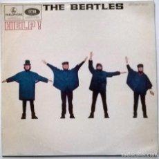 Discos de vinilo: THE BEATLES. HELP. PARLOPHONE, HOLLAND 1965 LP (PCS 3071). Lote 149612566