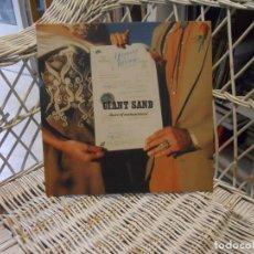 Discos de vinilo: GIANT SAND – CHORE OF ENCHANTMENT.DOBLE LP REED. EUROPA 2011 DE LP DEL 2000.SELLO FIRE. Lote 149614926