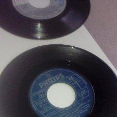 Discos de vinilo: BAL-7 DISCO CHICO 7 PULGADAS SIN CARATULA LOTE DE 26 DISCOS SIN CARATULA LOS DE FOTO. Lote 189704760