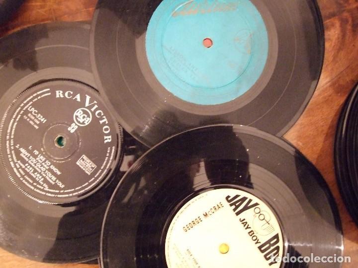 Discos de vinilo: GRAN LOTE DE SINGLES 80 SIN CARATULA - MUSICA VARIADA ANTERIOR A LOS 80 - Foto 6 - 149639454