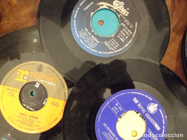 Discos de vinilo: GRAN LOTE DE SINGLES 80 SIN CARATULA - MUSICA VARIADA ANTERIOR A LOS 80 - Foto 7 - 149639454