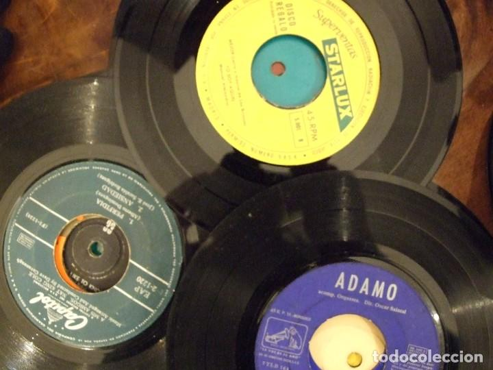 Discos de vinilo: GRAN LOTE DE SINGLES 80 SIN CARATULA - MUSICA VARIADA ANTERIOR A LOS 80 - Foto 8 - 149639454