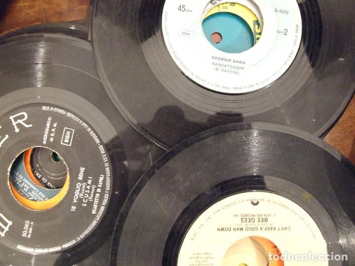 Discos de vinilo: GRAN LOTE DE SINGLES 80 SIN CARATULA - MUSICA VARIADA ANTERIOR A LOS 80 - Foto 10 - 149639454