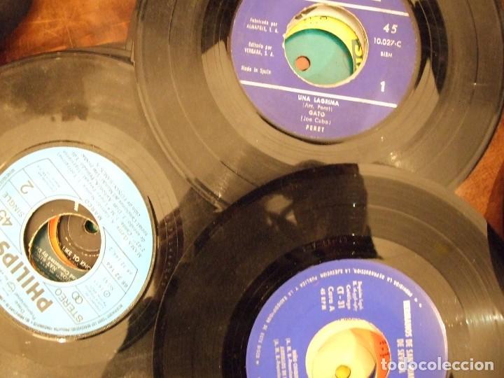 Discos de vinilo: GRAN LOTE DE SINGLES 80 SIN CARATULA - MUSICA VARIADA ANTERIOR A LOS 80 - Foto 11 - 149639454