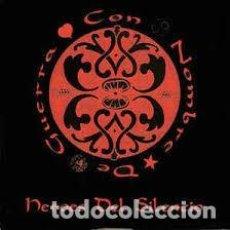 Discos de vinilo: HEROES DEL SILENCIO –CON NOMBRE DE GUERRA – SINGLE VINILO. Lote 149643098