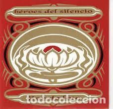 HEROES DEL SILENCIO – FLOR DE LOTO – SINGLE VINILO (Música - Discos - Singles Vinilo - Grupos Españoles de los 90 a la actualidad)