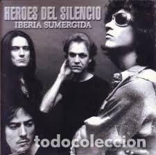 HEROES DEL SILENCIO – IBERIA SUMERGIDA – SINGLE VINILO (Música - Discos - Singles Vinilo - Grupos Españoles de los 90 a la actualidad)