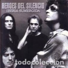 Disques de vinyle: HEROES DEL SILENCIO – IBERIA SUMERGIDA – SINGLE VINILO. Lote 149643590