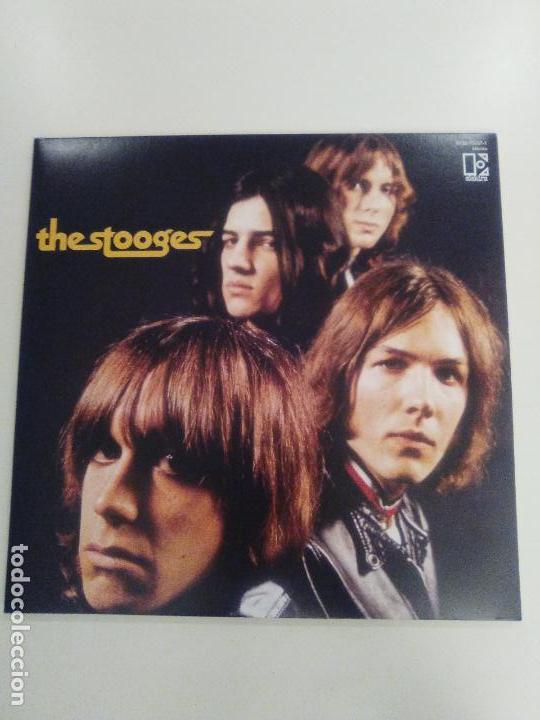 The stooges 1º lp ( 1969 elektra rhino 2005 ) d - Sold