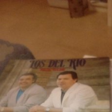 Disques de vinyle: BAL-8 DISCO GRANDE 12 PULGADAS LOS DEL RIO PUERTA GRANDE. Lote 149648222