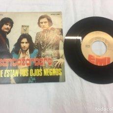 Discos de vinilo: SANTABARBARA SINGLE ORIGINAL AÑOS 60/70. RAD75. Lote 149666158