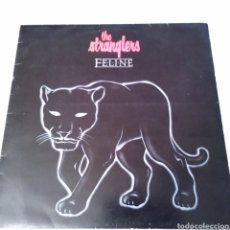 Discos de vinilo: THE STRANGLERS. FELINE LP 1982. Lote 149670064
