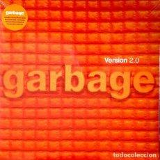 Disques de vinyle: 2LP COLOR NARANJA PRECINTADO GARBAGE – VERSION 2.0 - EU. Lote 149671282