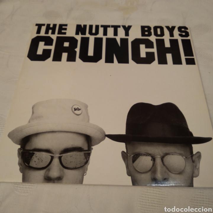 THE NUTTY BOYS. LP CRUNCH! (Música - Discos - LP Vinilo - Reggae - Ska)