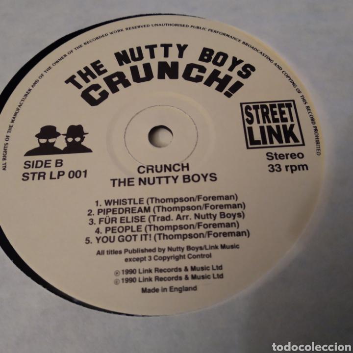 Discos de vinilo: THE NUTTY BOYS. LP CRUNCH! - Foto 5 - 149675493