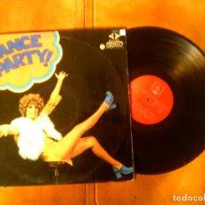 Discos de vinilo: DISCO DANCE PARTY , DE JOHNNY LOPICCOLO AÑO 1973. Lote 149676294